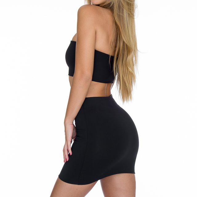 Bodycon Tube Skirt - Disruptive Youth