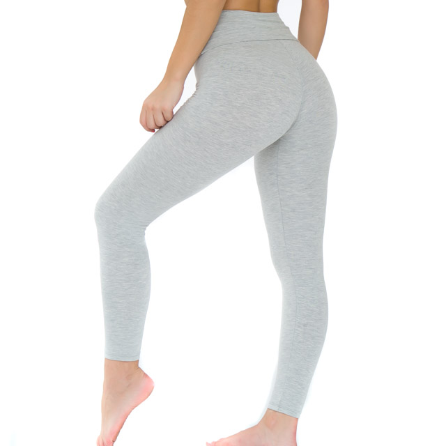 GREY LOUNGE LEGGINGS - DISRUPTIVE YOUTH