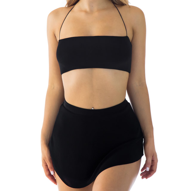MILA MINI SKIRT- DISRUPTIVE YOUTH